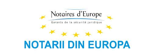 Notarii din Europa