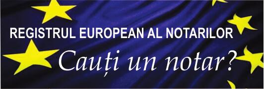 Registrul EU al Notarilor
